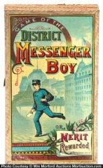 District Messenger Boy Game