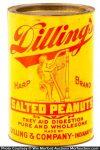 Dilling's Harp Peanuts Tin