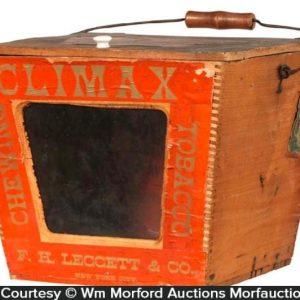 Climax Tobacco Bucket