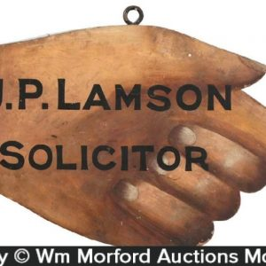 J.P. Lamson Solicitor Sign