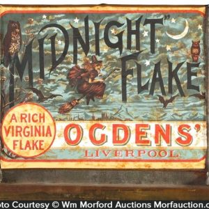 Midnight Flake Tobacco Tin