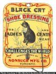 Black Cat Shoe Dressing Bill Hook