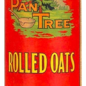 Pan Tree Oats Box