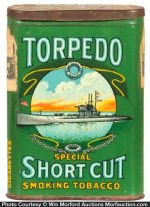 Torpedo Short But Tobacco Tin