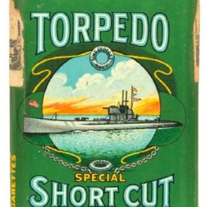 Torpedo Short But Tobacco Tin