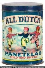 All Dutch Cigar Can
