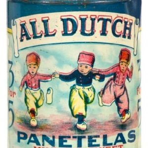 All Dutch Cigar Can
