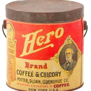 Hero Coffee Pail