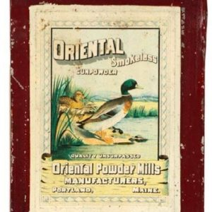 Oriental Gunpowder Tin