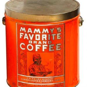 Mammy Favorite Coffee Pail