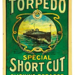 Torpedo Tobacco Sign
