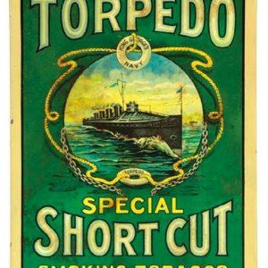 Torpedo Tobacco Sign