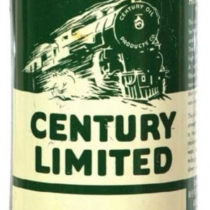 Century Limited Oil Can