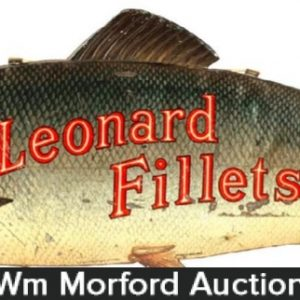 Leonard Fillets Sign