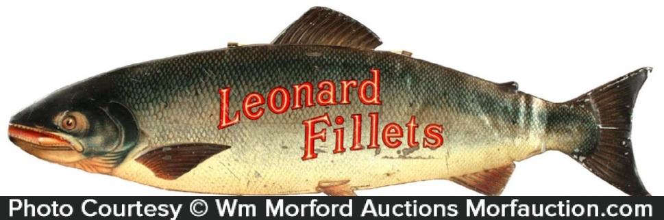 Leonard Fillets Sign