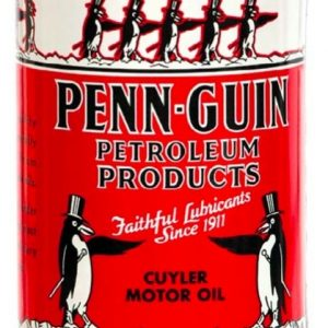 Penn-Guin Oil Can