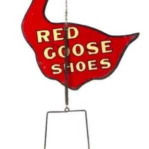 Red Goose Shoes String Holder