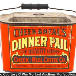 Dinner Pail Coffee Can