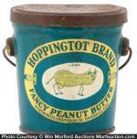 Hoppingtot Peanut Butter Pail