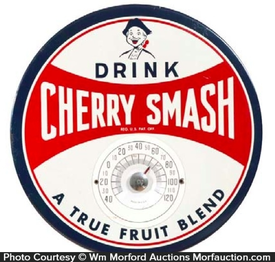 Cherry Smash Thermometer