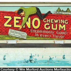 Zeno Chewing Gum Tin