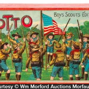 Lotto Boy Scouts Game