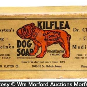 Kilflea Dog Soap Box