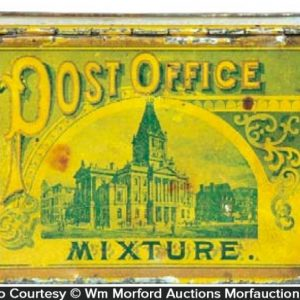 Post Office Tobacco Tin