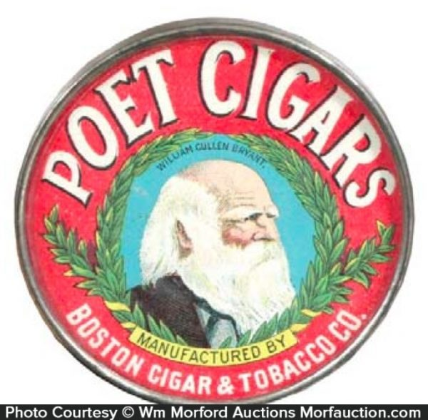 Poet Cigars Mirror