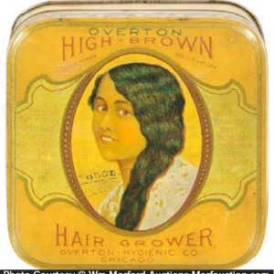 High-Brown Hair Grower Tin