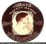 Ward Safety Razor Mirror