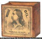 Modoc Oil Medicine Box