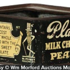 Planters Milk Chocolate Peanuts Tin