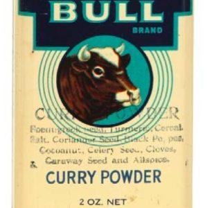 Great Bull Spice Tin