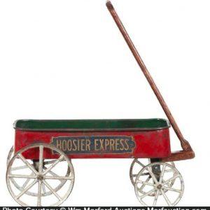 Miniature Hoosier Express Wagon