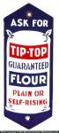 Tip Top Flour Door Push