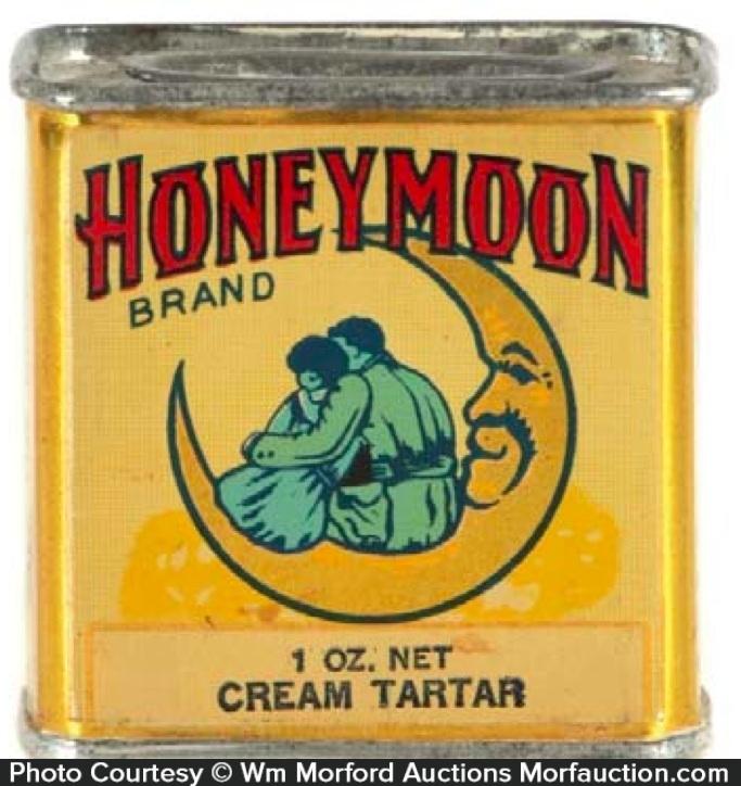 Honeymoon Spice Tin