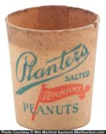 Planters Peanuts Cup