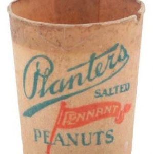 Planters Peanuts Cup