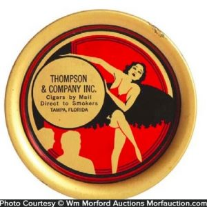 Thompson & Company Tip Tray