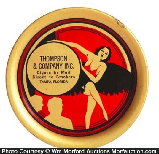 Thompson & Company Tip Tray