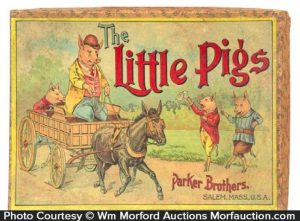 Little Pigs Game