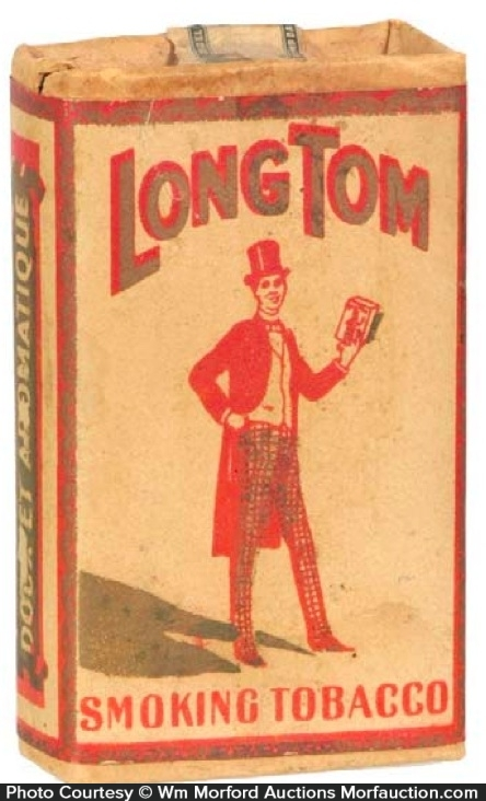 Long Tom Tobacco Pack