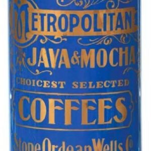 Metropolitan Coffee Can