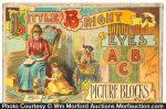 Little Bright Eyes Blocks