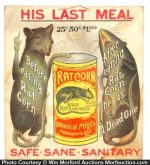 Rat Corn Sign