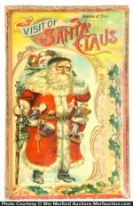 Visit Of Santa Claus Game