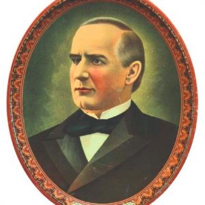 William Mckinley Tray