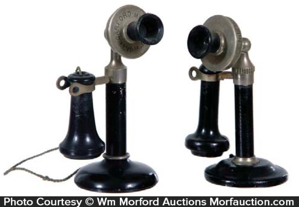 Miniature Advertising Telephones