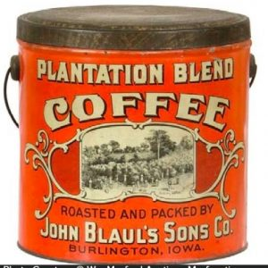 Plantation Blend Coffee Pail